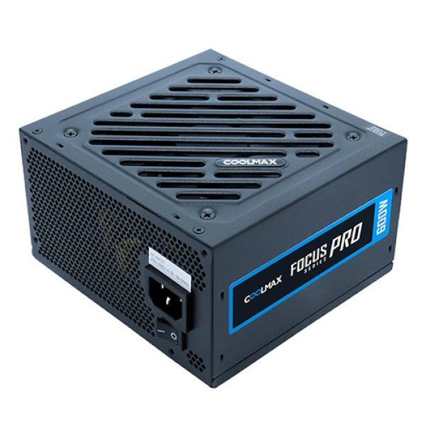 쿨맥스 FOCUS PRO 600W 80PLUS 230V EU (ATX/600W)