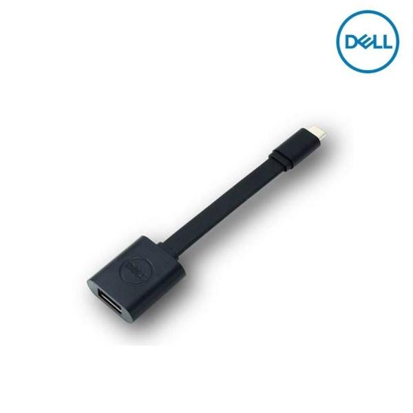 노트북 어댑터, 470-ABQM [USB-C to USB-A 3.0 /C타입 변환젠더]
