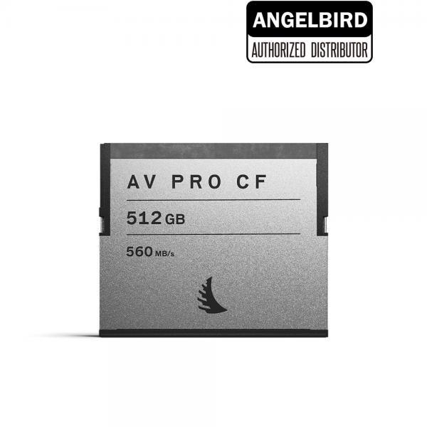 엔젤버드 AV PRO CFast 2.0 512GB
