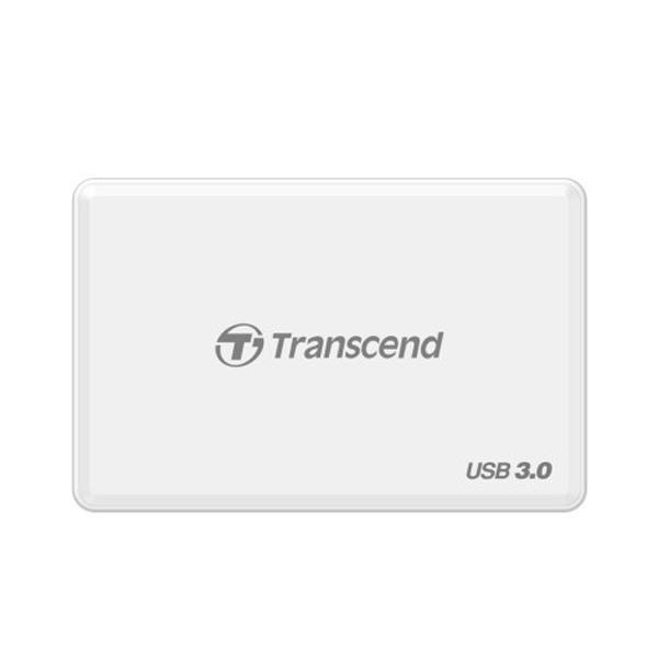 [Transcend] 카드리더기, TS-RDF8 [화이트]