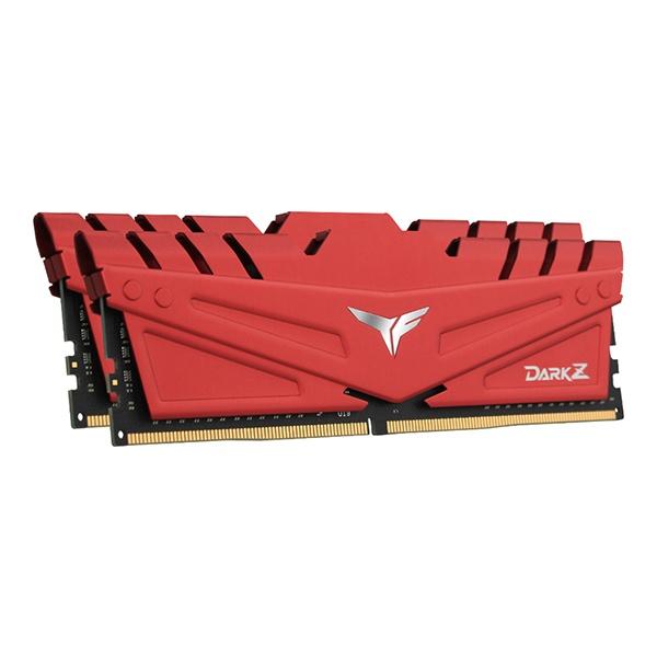 T-Force DDR4 32GB PC4-25600 CL16 DARK Z RED (16GBx2)서린