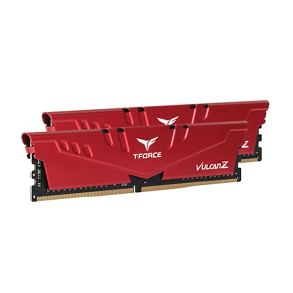 TeamGroup T-Force 32G DDR4-3200 CL16 Vulcan Z Red (16G*2) 아인스