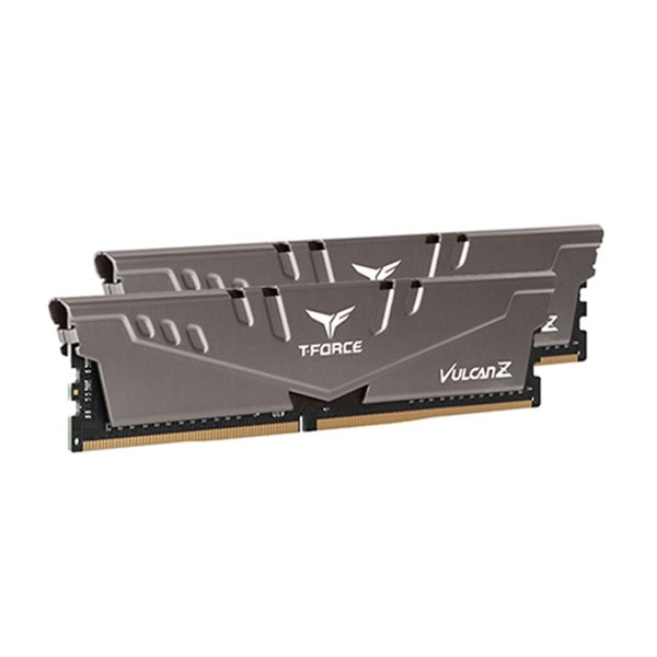 TeamGroup T-Force 16G DDR4-3200 CL16 Vulcan Z Gray (8G*2) 아인스