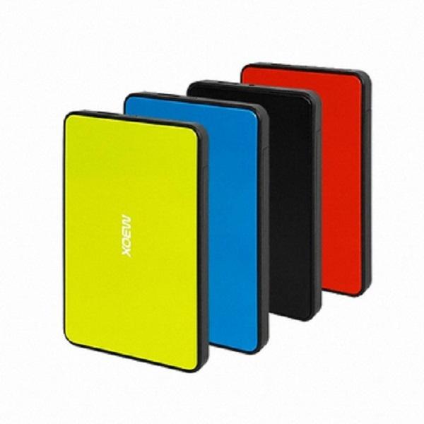조립 외장HDD, HC-5000S (리퍼하드) [USB3.0] [견적문의] 320GB [리퍼하드 320GB/블랙]