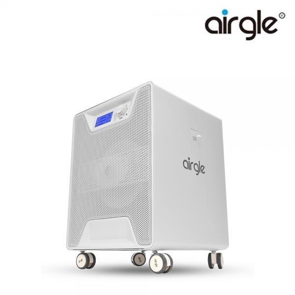 프리미엄 공기청정기 AG600 티타늄 프로 UV 모듈 장착