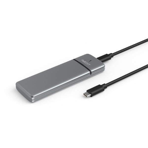 외장 SSD케이스, NEXT-M2286-COMBO [Type-C/USB3.1] [SSD 미포함]