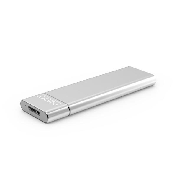 외장 SSD케이스, NEXT-M2285U3 [USB3.0] [SSD 미포함]