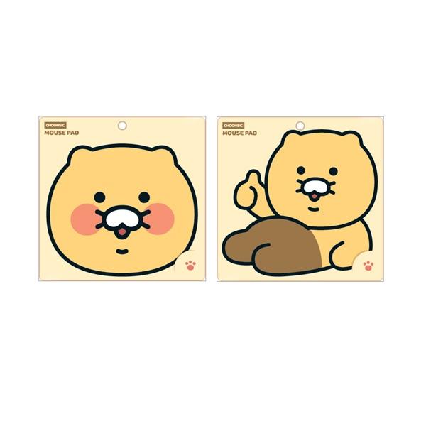 마우스패드, 니니즈 패드 [춘식이-얼굴]