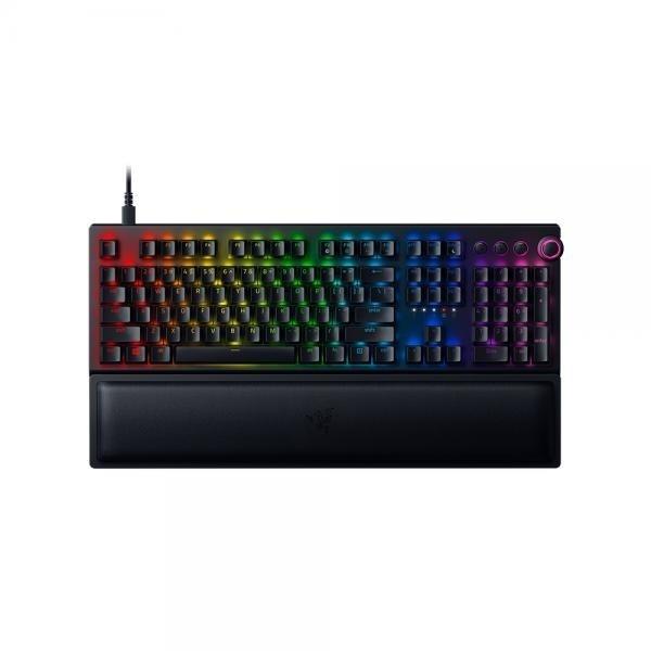 유.무선 기계식 키보드, BlackWidow V3 Pro (블랙위도우 V3 프로) [웨이코스정품] 리니어축, 한영자판 [블랙]