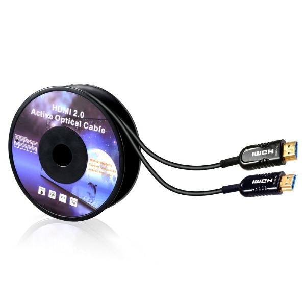이지넷 하이브리드 광 HDMI 케이블 [Ver2.0] 80M [NEXT-2080HAOC]