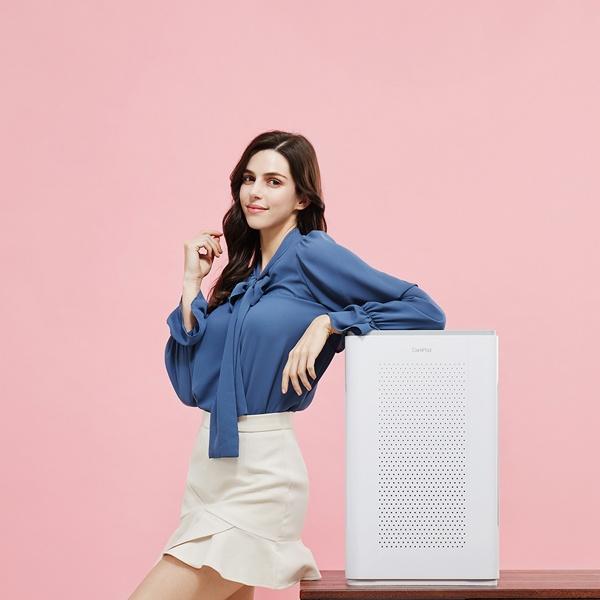 [케어팟] AIR10 공기청정기 헤파13필터 미세먼지센서 AIR10