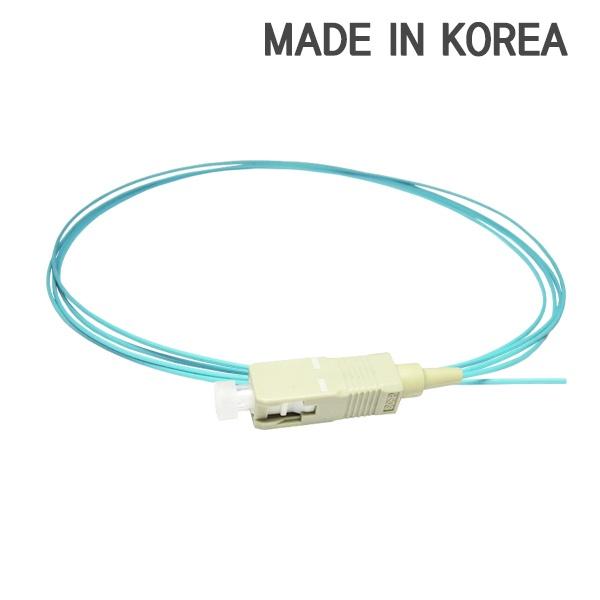 인네트워크 SC-PC OM3, 멀티 광점퍼코드 1.5M [IN-OM3-SC-1C]