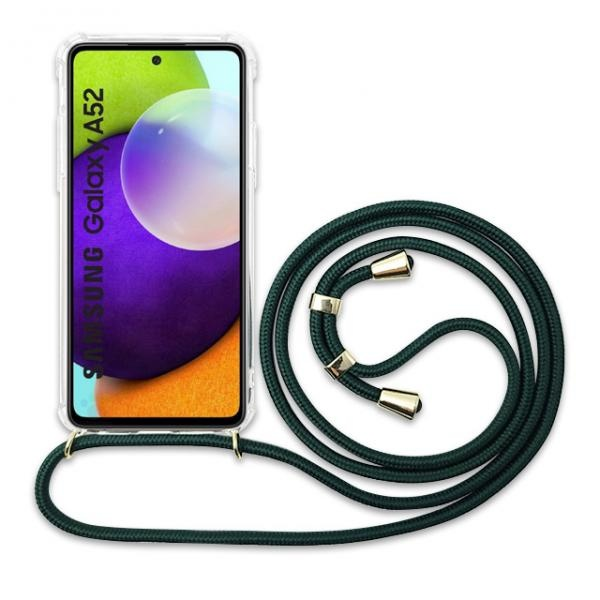 갤럭시 A52 5G LTE 넥클리스 핸드폰 목걸이 케이스 끈 포함