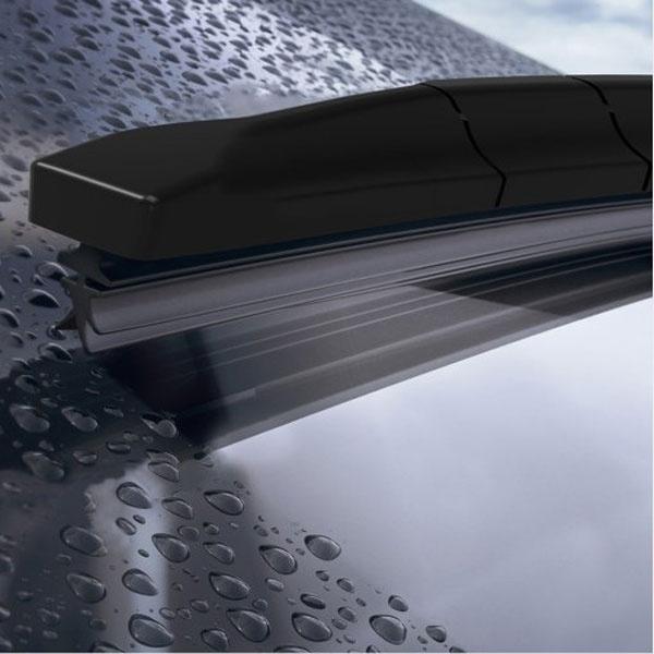 저소음 3중날 발수 코팅 와이퍼 더쎈 트리플 엑스 [사이즈 선택] 400mm