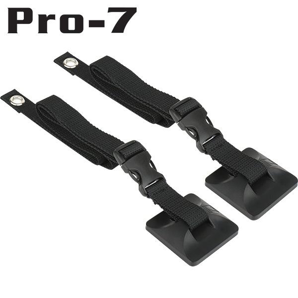 Pro-7 지진 대비 TV/모니터 전도 방지 벨트 스토퍼 [제품선택] BST-N0552B (~40인치)