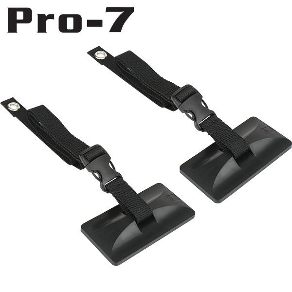 Pro-7 지진 대비 TV/모니터 전도 방지 벨트 스토퍼 [제품선택] BST-N1052B (41~65인치)