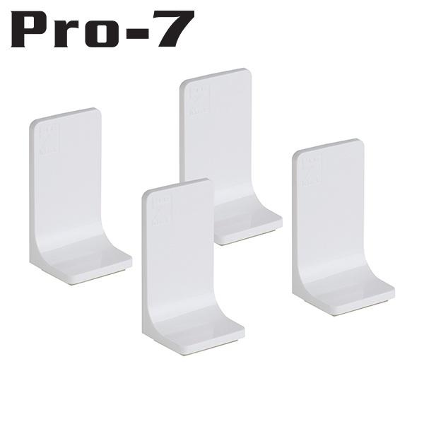 Pro-7  지진 대비 전도 방지 스토퍼 [제품선택] PSL-N3404W (L형/30kg/화이트)