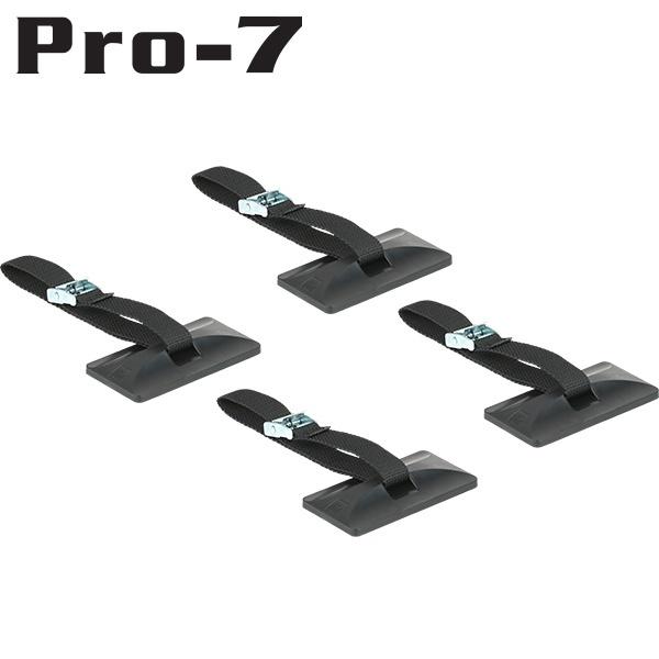 Pro-7 SBS-N1054L 지진 대비 선반 전도 방지 벨트 스토퍼