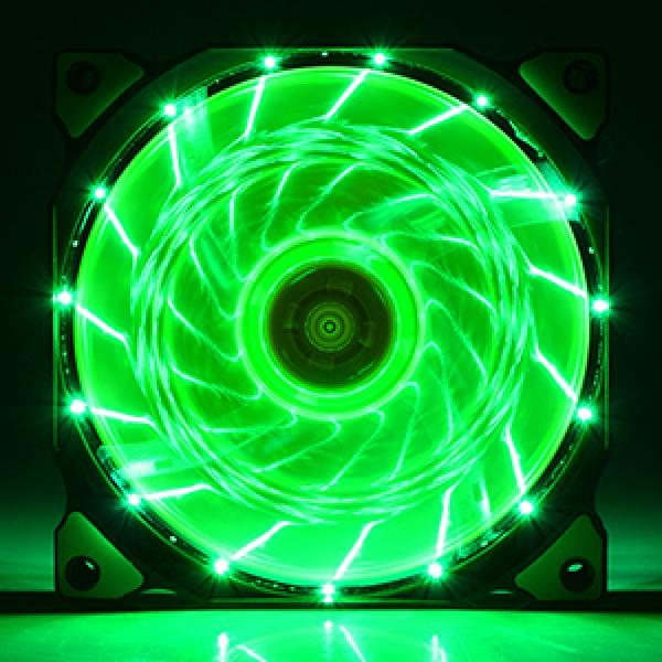 LIGHT SHOW 12025 -GREEN [시스템쿨러/120mm]