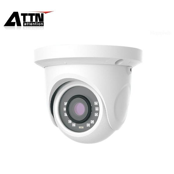 아날로그 카메라, ATTN-ED  4 in 1 CCTV 실내용 돔형 [800만화소/고정렌즈 3.6mm/LED24개]