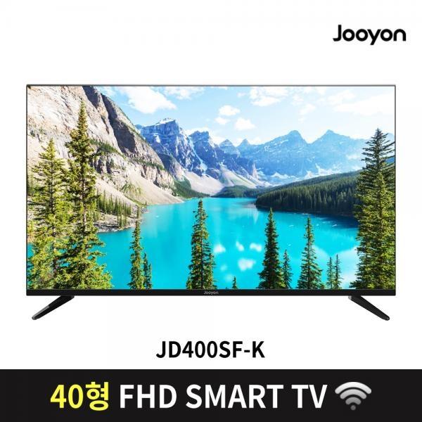 주연 40형 넷플릭스 스마트 Full HD WiFi TV / JD400SF-K (101.6cm)