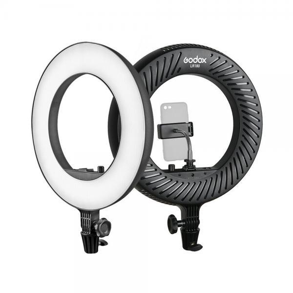 고독스 LR180 LED링라이트 개인방송조명 지속광조명