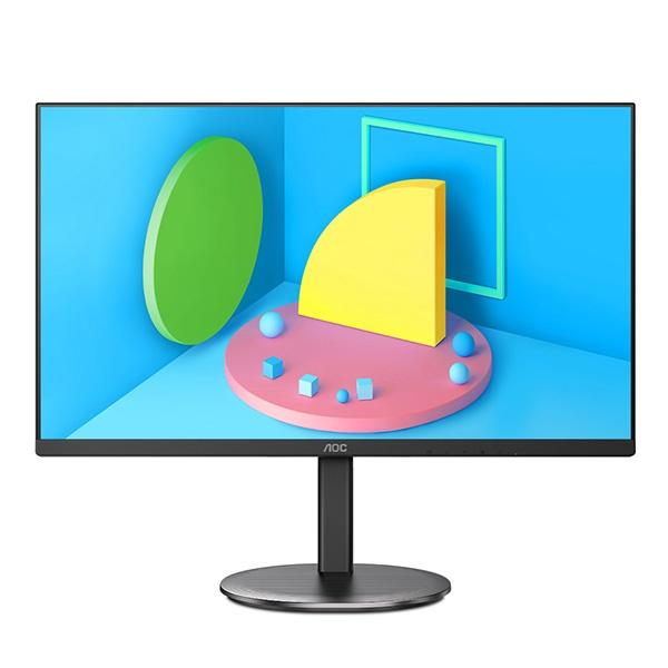 AOC U27V 4K UHD 높낮이 시력보호 [무결점]