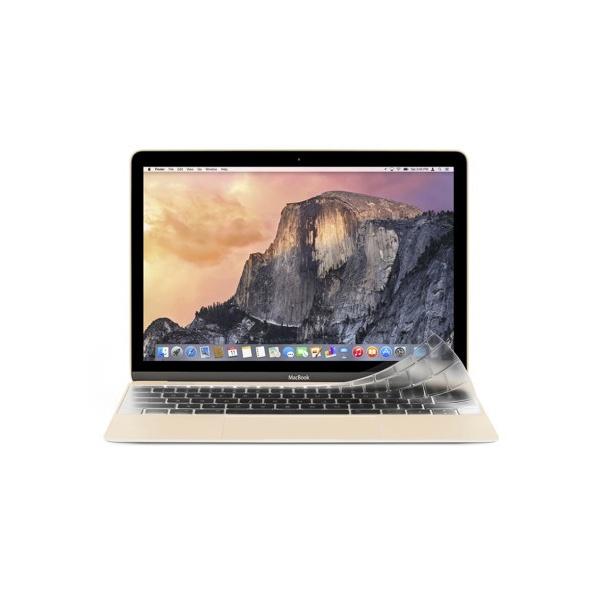 노트북키스킨 13형 애플 맥북뉴프로 터치바, A2338 [투명]