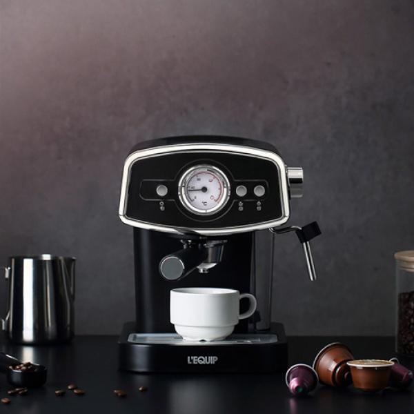 에스프레소 커피머신 LCM-19BF01BK