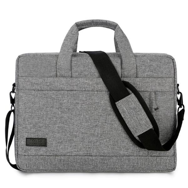 노트북 서류가방, NT-345 [15.6형/다크그레이]