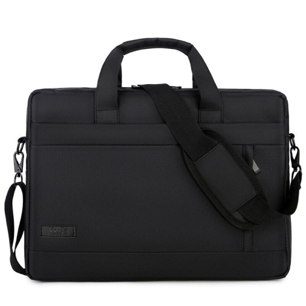 노트북 서류가방, NT-345 [15.6형/블랙]