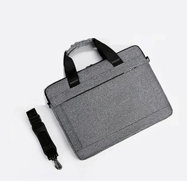 노트북 서류가방, NT-235 [15.6형/다크그레이]