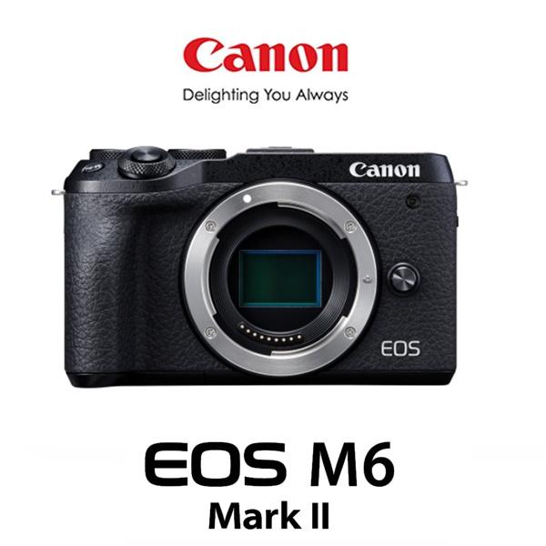 EOS M6 MARK ll [바디단품]
