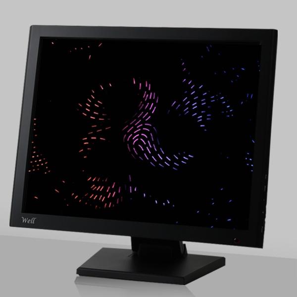 WELL 190B-IQ 19형 올인원 터치 산업용PC [i5-4278U + Win10 IoT]