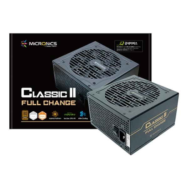 Classic II 풀체인지 800W 80PLUS 230V EU (ATX/800W)