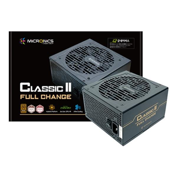Classic II 풀체인지 700W 80PLUS 230V EU (ATX/700W)