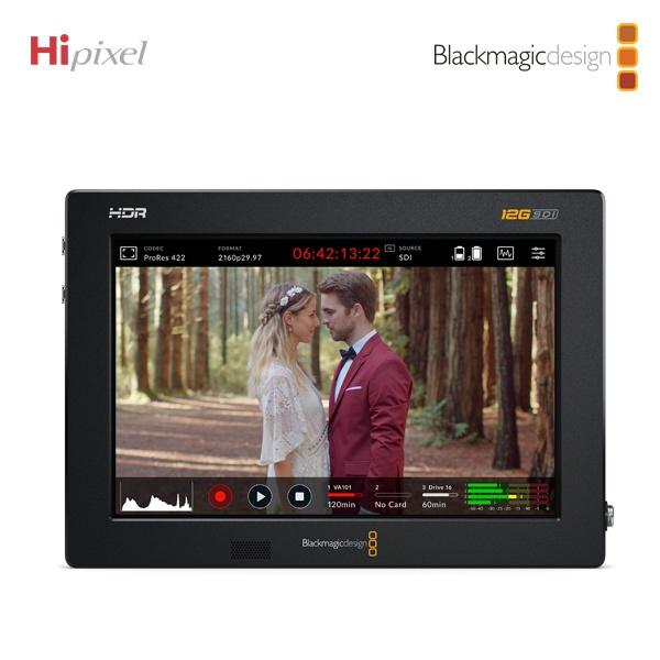 Blackmagic Video Assist 7인치 12G HDR