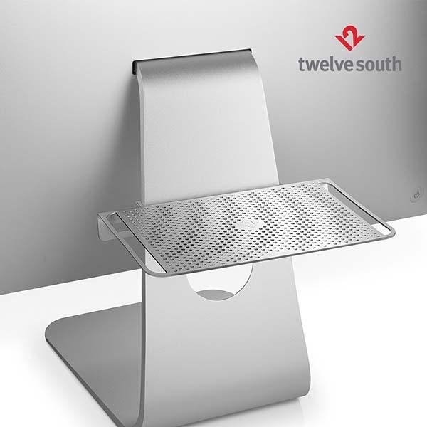 트웰브사우스 백팩3 정품 아이맥 모니터 선반 수납 애플액세서리