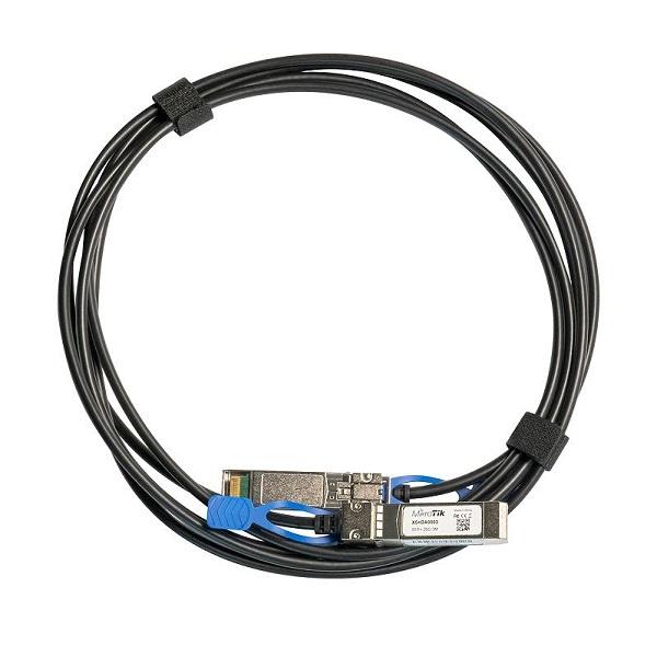 MikroTik Direct Attach 케이블, SFP+ [XS+DA0003] [3M/25G]