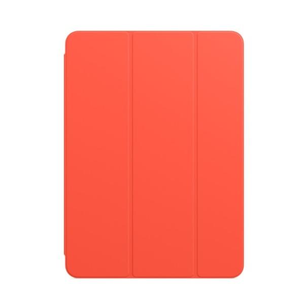 11형 iPad Pro(3세대)용 Smart Folio - 일렉트릭 오렌지 [MJMF3FE/A]