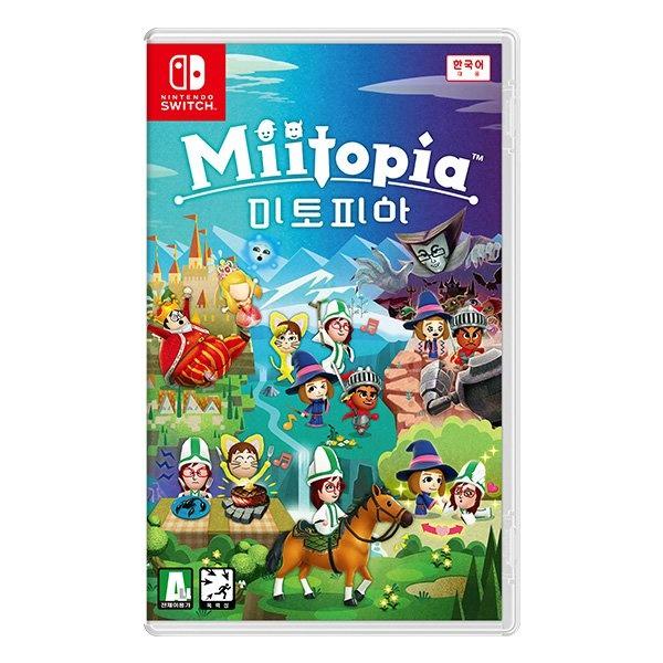SWITCH 미토피아