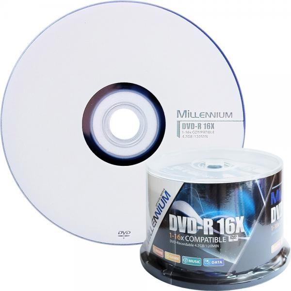 DVD-R, 16배속, 4.7GB [케익/50매]