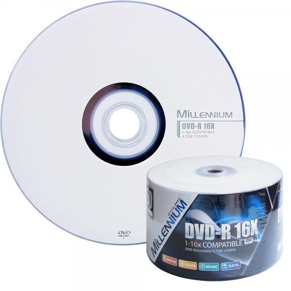 DVD-R, 16배속, 4.7GB [벌크/50매]