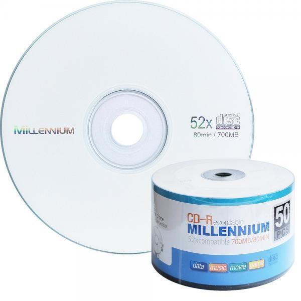 CD-R, 52배속, 700MB [벌크/50매]