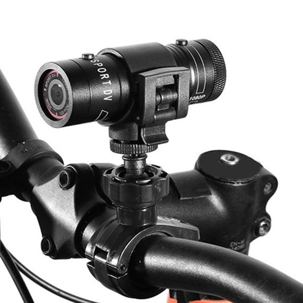 AT-7100 스포츠 액션캠 자전거 오토바이 블랙박스