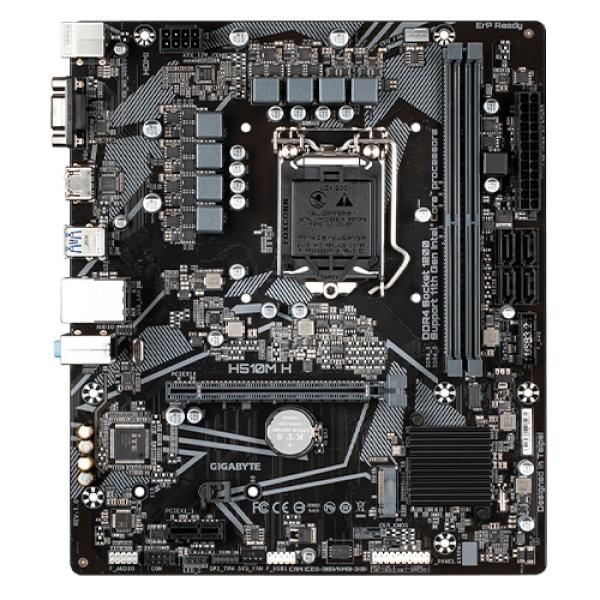 H510M H 듀러블에디션 제이씨현 벌크 (인텔H510/M-ATX)