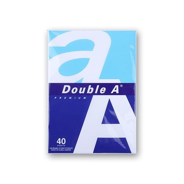 더블에이 A4 복사용지 80g 1권 (40매)