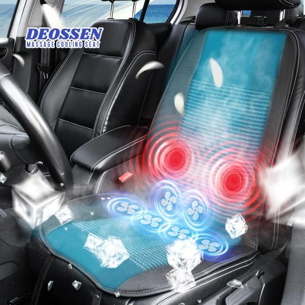 자동차 통풍시트 마사지 더쎈 쿨링시트 12V