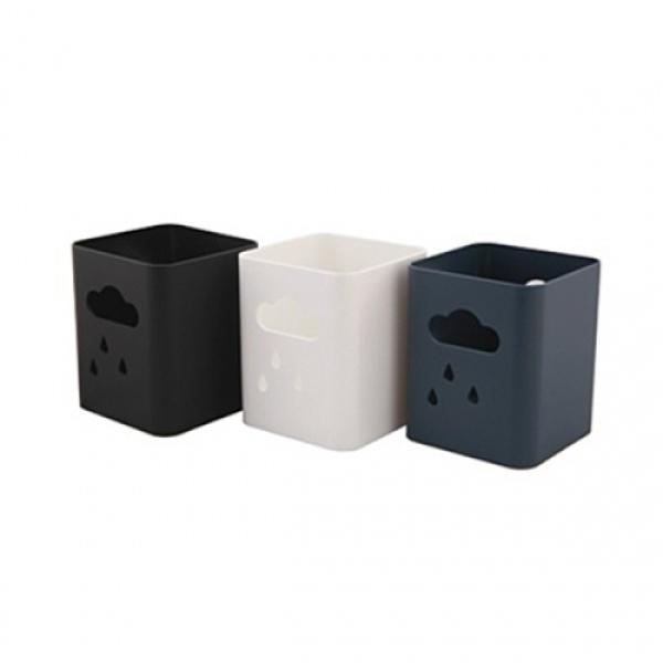 친환경 구름비 바스켓 1호(100*100*120) [제품선택] 오션블루