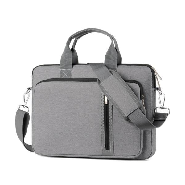 노트북 서류가방, NT-500 [15.6형/다크그레이]
